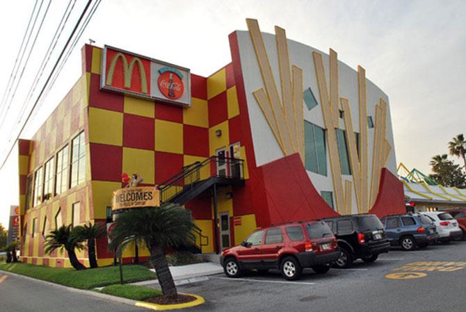 10 altfel de restaurante McDonalds - Poza 6