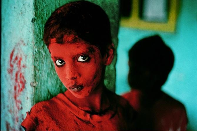 Viata neretusata cu Steve McCurry - Poza 1