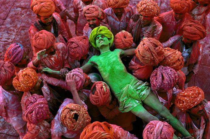 Viata neretusata cu Steve McCurry - Poza 3