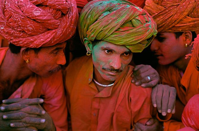 Viata neretusata cu Steve McCurry - Poza 4