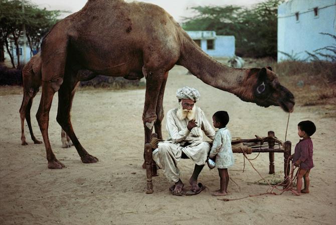 Viata neretusata cu Steve McCurry - Poza 8