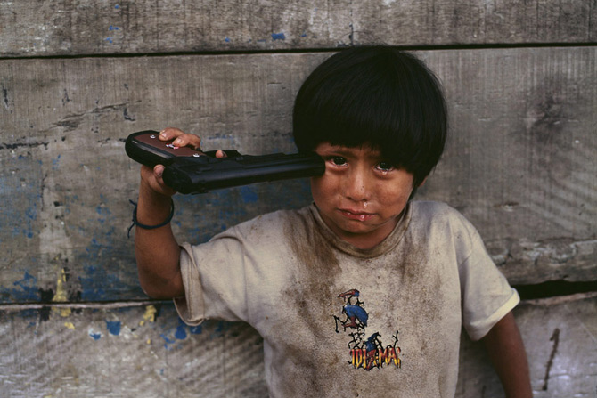 Viata neretusata cu Steve McCurry - Poza 12