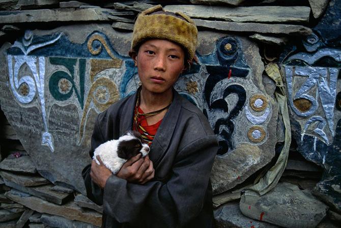 Viata neretusata cu Steve McCurry - Poza 14