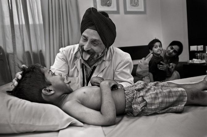 Viata neretusata cu Steve McCurry - Poza 19