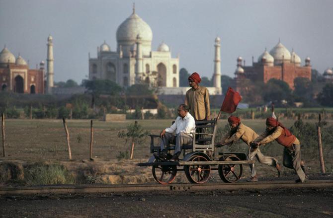 Viata neretusata cu Steve McCurry - Poza 22