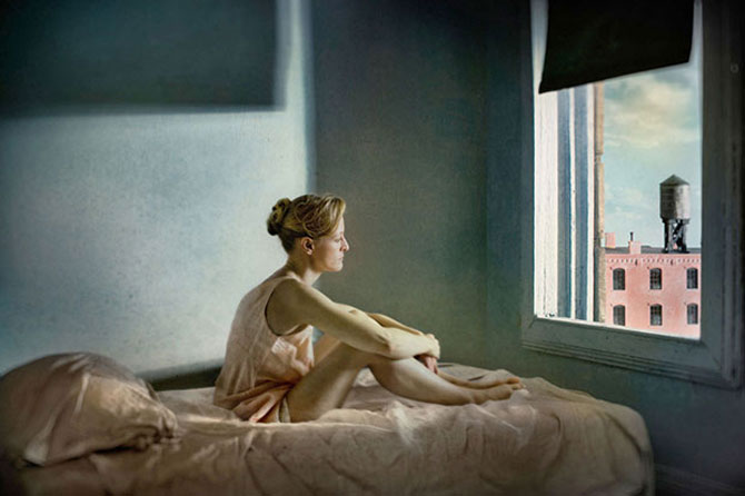 Picturi de Edward Hopper redate in fotografii superbe - Poza 2