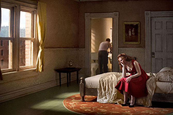 Picturi de Edward Hopper redate in fotografii superbe - Poza 7