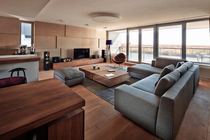 Apartament ultra-modern si natural la Bratislava - Poza 1