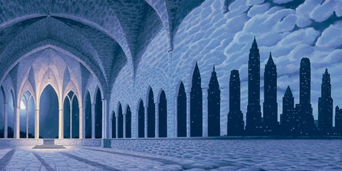Iluzii optice si realism magic cu Rob Gonsalves - Poza 9