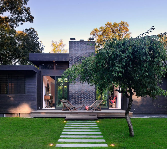 Casa de sfoara, de Bates Masi Architects - Poza 1