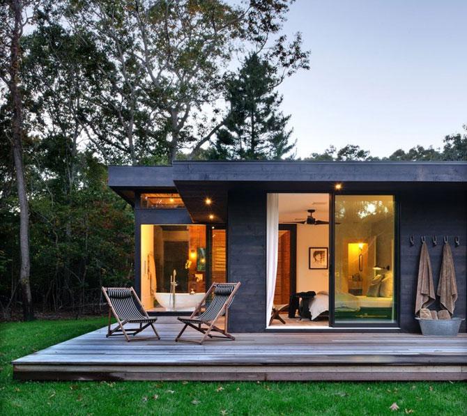Casa de sfoara, de Bates Masi Architects - Poza 3
