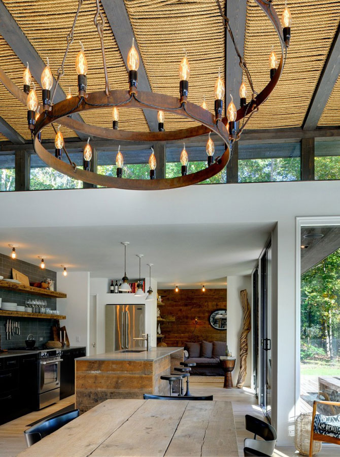 Casa de sfoara, de Bates Masi Architects - Poza 7