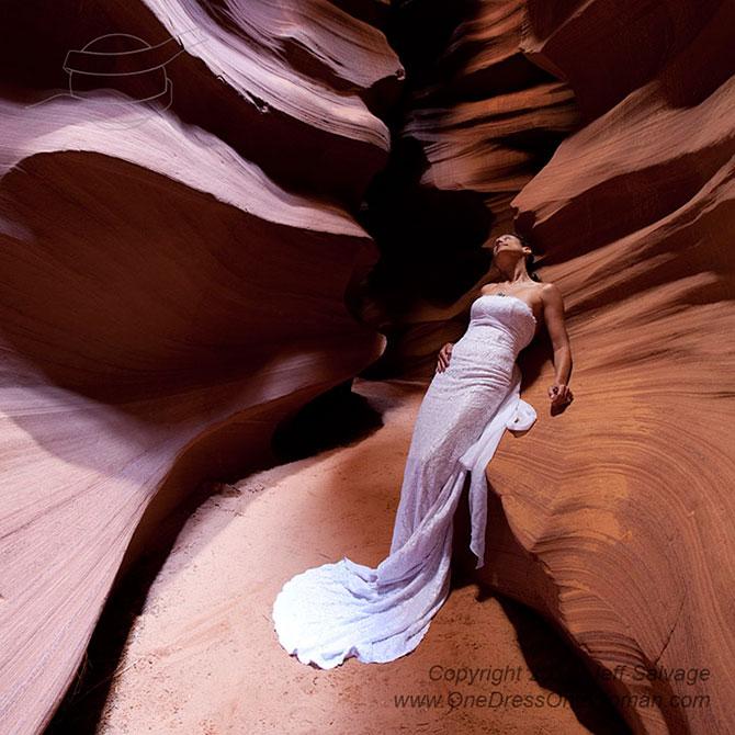 19 tari si o singura rochie de mireasa - Poza 1