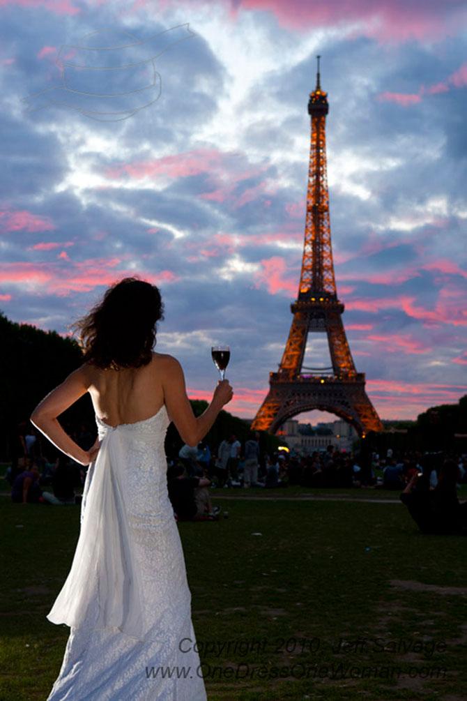19 tari si o singura rochie de mireasa - Poza 10