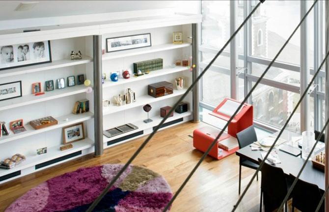 Vertij intr-un penthouse deasupra Londrei - Poza 2