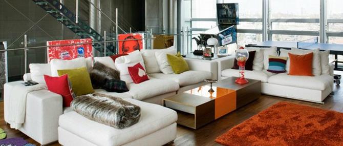 Vertij intr-un penthouse deasupra Londrei - Poza 3
