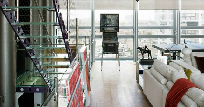 Vertij intr-un penthouse deasupra Londrei - Poza 4