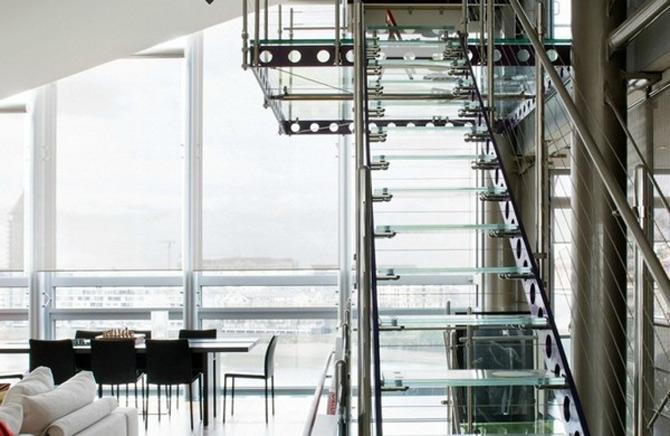 Vertij intr-un penthouse deasupra Londrei - Poza 5