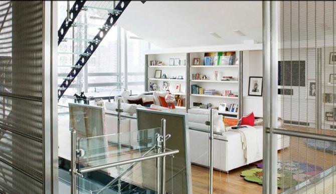Vertij intr-un penthouse deasupra Londrei - Poza 6