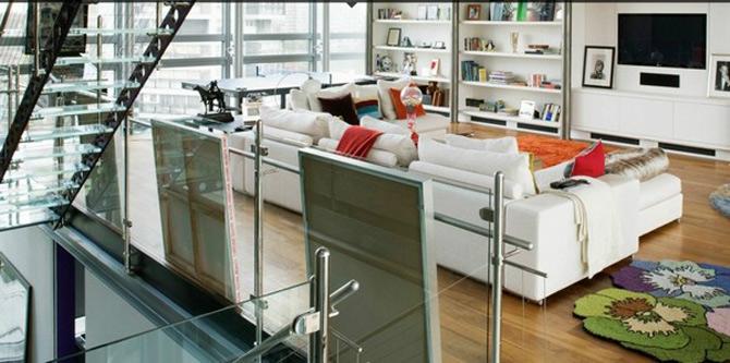 Vertij intr-un penthouse deasupra Londrei - Poza 7