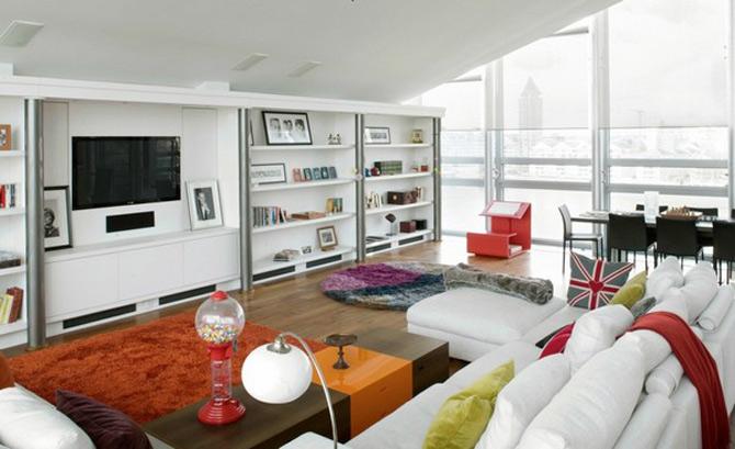 Vertij intr-un penthouse deasupra Londrei - Poza 8