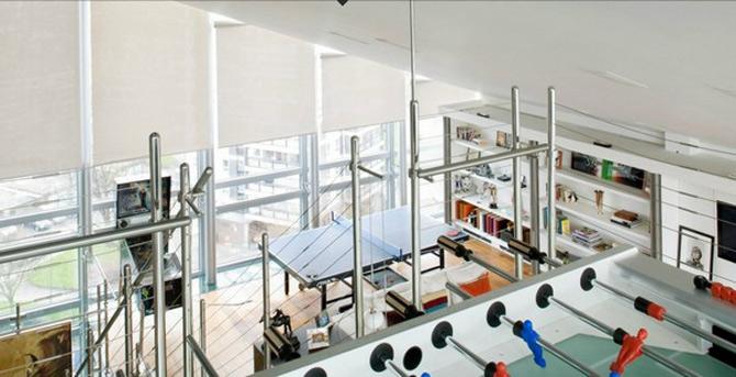 Vertij intr-un penthouse deasupra Londrei - Poza 11