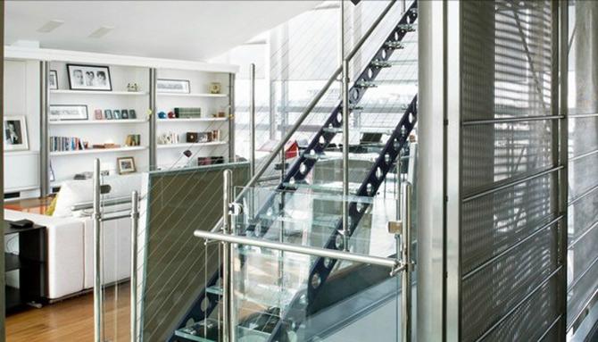 Vertij intr-un penthouse deasupra Londrei - Poza 12