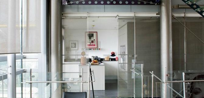 Vertij intr-un penthouse deasupra Londrei - Poza 14