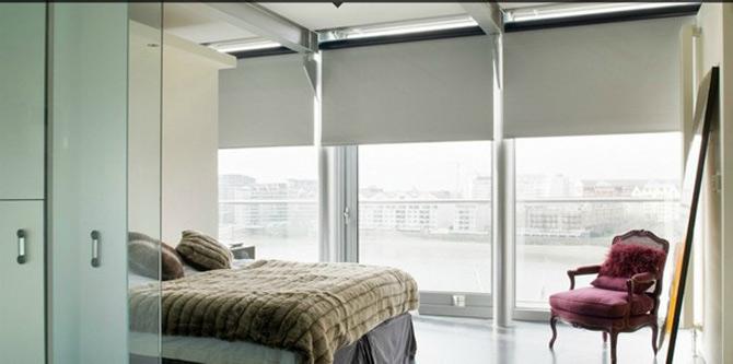 Vertij intr-un penthouse deasupra Londrei - Poza 18