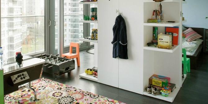 Vertij intr-un penthouse deasupra Londrei - Poza 20