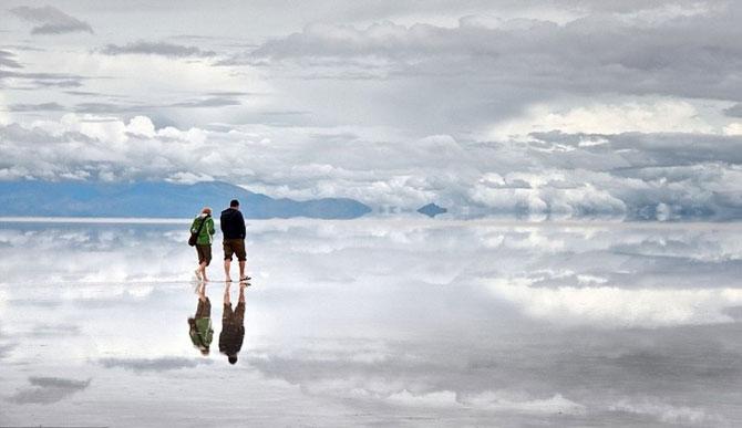 Cum poti sa mergi pe apa in Bolivia - Poza 1