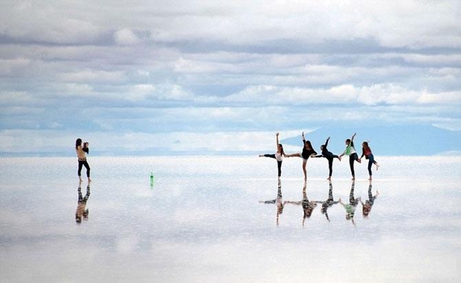 Cum poti sa mergi pe apa in Bolivia - Poza 4