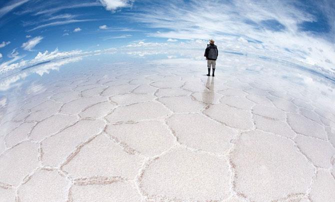 Cum poti sa mergi pe apa in Bolivia - Poza 8
