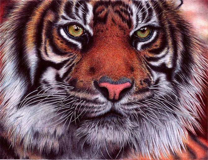 Picturi cu pixul, de Samuel Silva - Poza 6