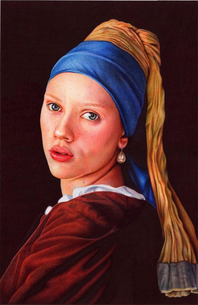 Picturi cu pixul, de Samuel Silva - Poza 8