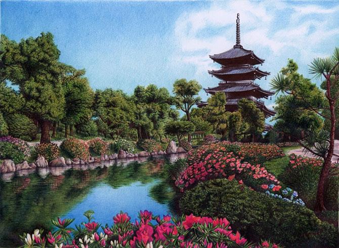 Picturi cu pixul, de Samuel Silva - Poza 9