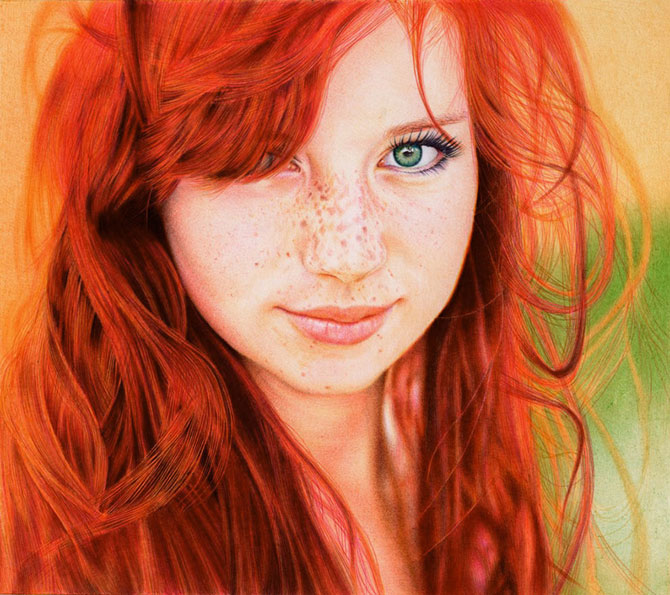 Picturi cu pixul, de Samuel Silva - Poza 10