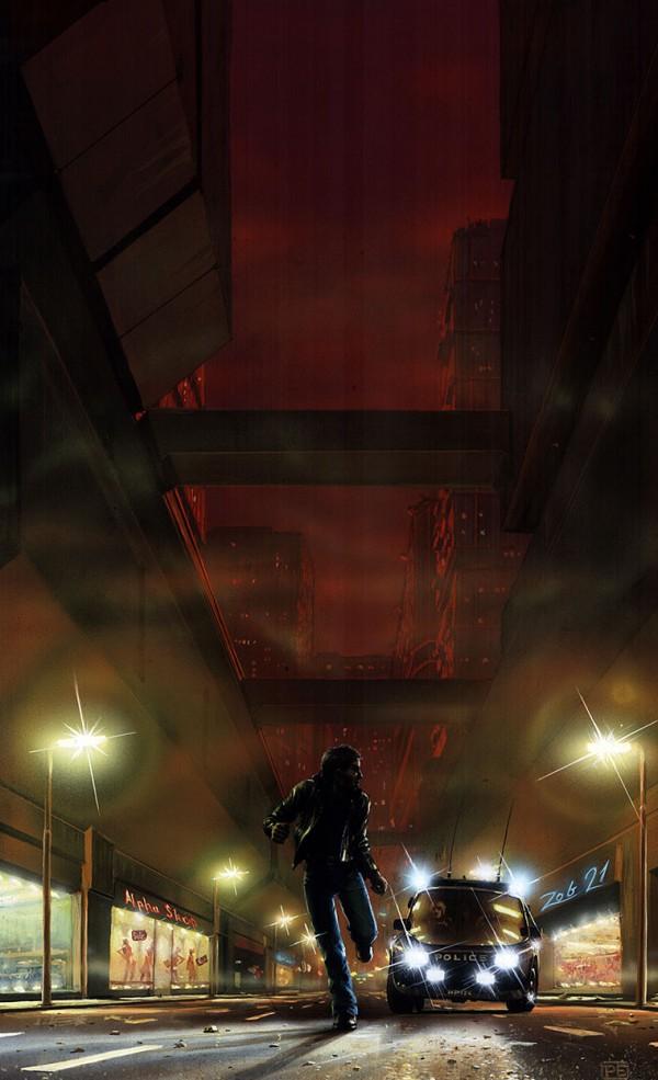 Imagini SF marca Peter Elson