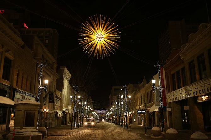 Soare in mijlocul noptii la Calgary, in Canada - Poza 5