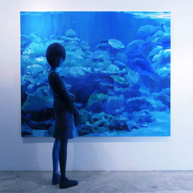 2D + 3D = Polaris, de Shintaro Ohata - Poza 9
