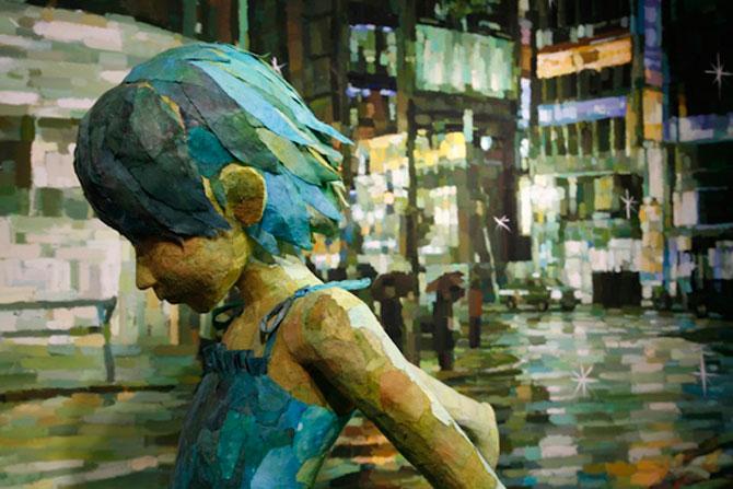 2D + 3D = Polaris, de Shintaro Ohata - Poza 11