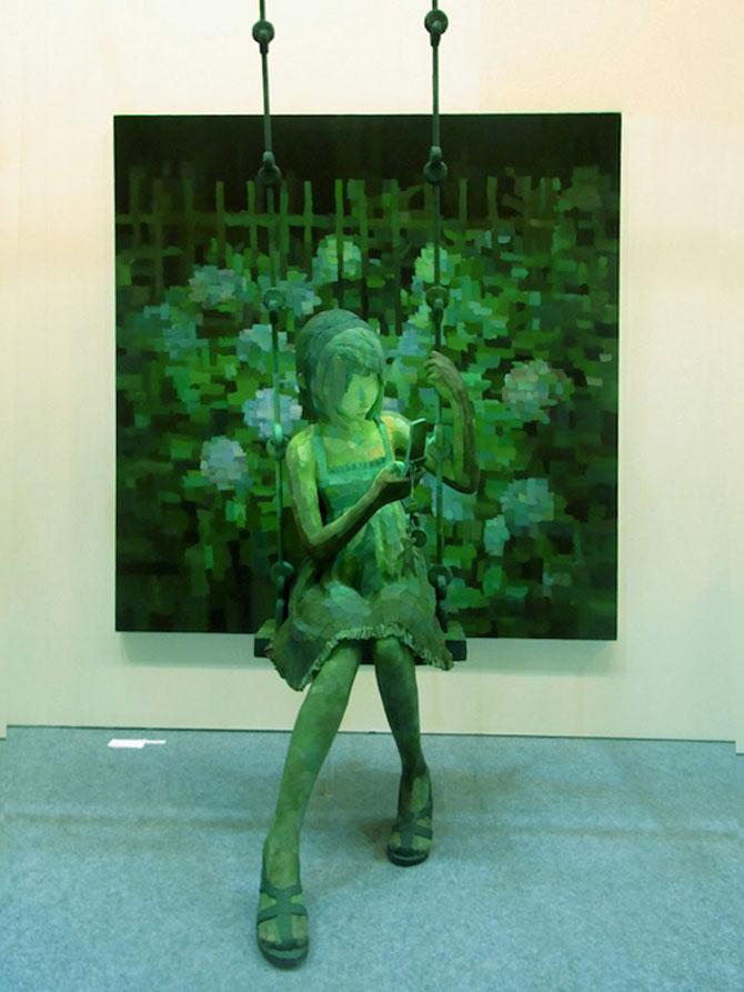 2D + 3D = Polaris, de Shintaro Ohata - Poza 12