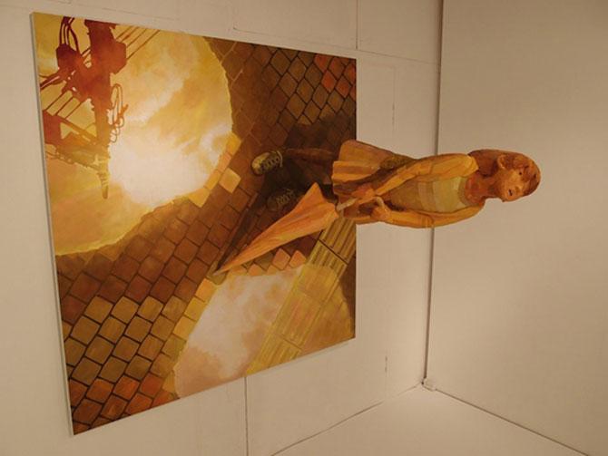 2D + 3D = Polaris, de Shintaro Ohata - Poza 14