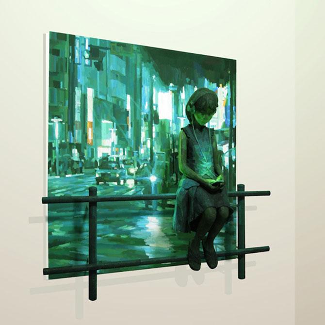 2D + 3D = Polaris, de Shintaro Ohata - Poza 16