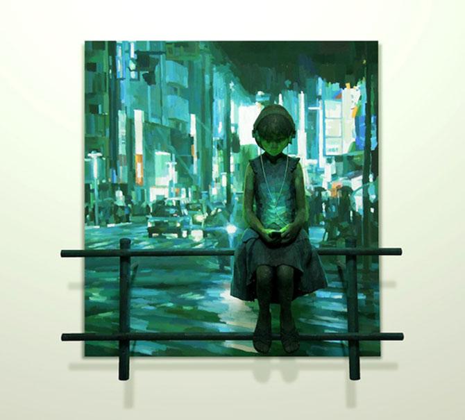 2D + 3D = Polaris, de Shintaro Ohata - Poza 17