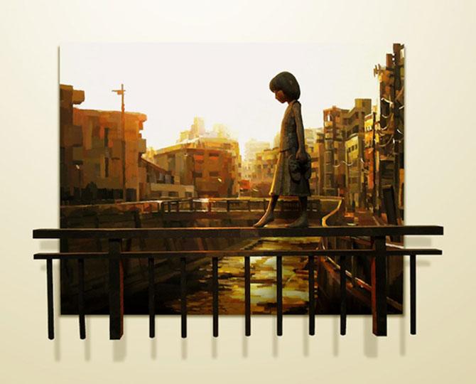 2D + 3D = Polaris, de Shintaro Ohata - Poza 18