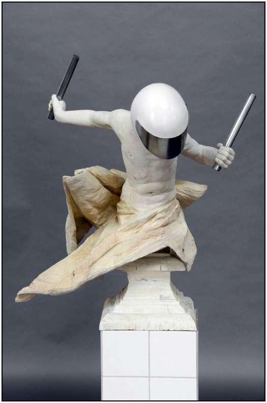 Sculpturi superbe marca Gregor Gaida - Poza 13