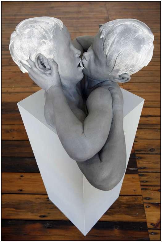 Sculpturi superbe marca Gregor Gaida - Poza 5