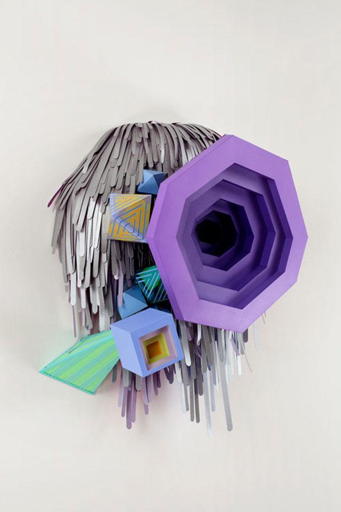 Planeta in culori neon, de Lauren Clay - Poza 2