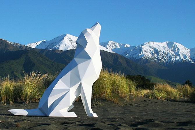 Animale geometrice, de Ben Foster - Poza 1